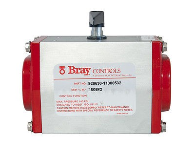 BRAY 920630-11300532 ACTUATOR NEW