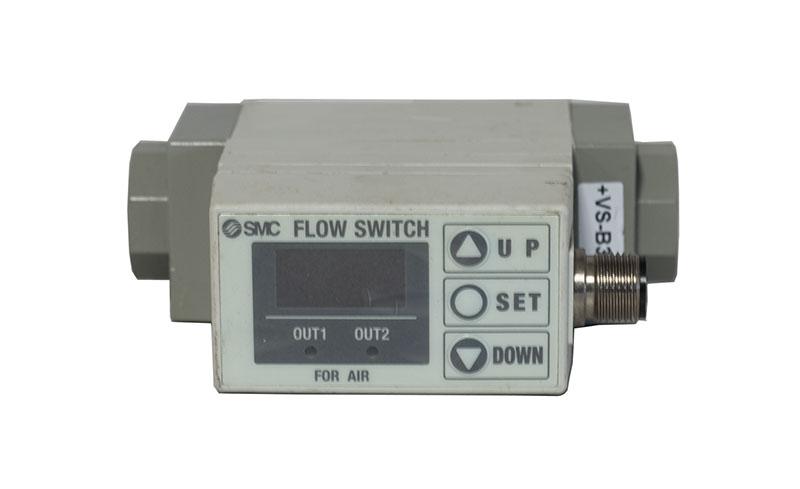 SMC FLOW SWITCH Durchflussschalter PF2A721-F03-68