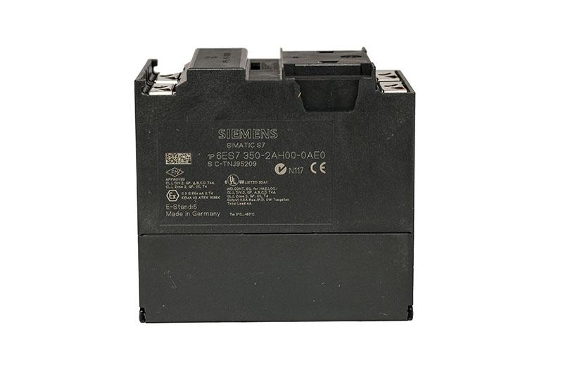 Siemens Simatic S7 Zaehlerbaugruppe 6ES7350-2AH00-0AE0 6ES7 350-2AH00-0AE0