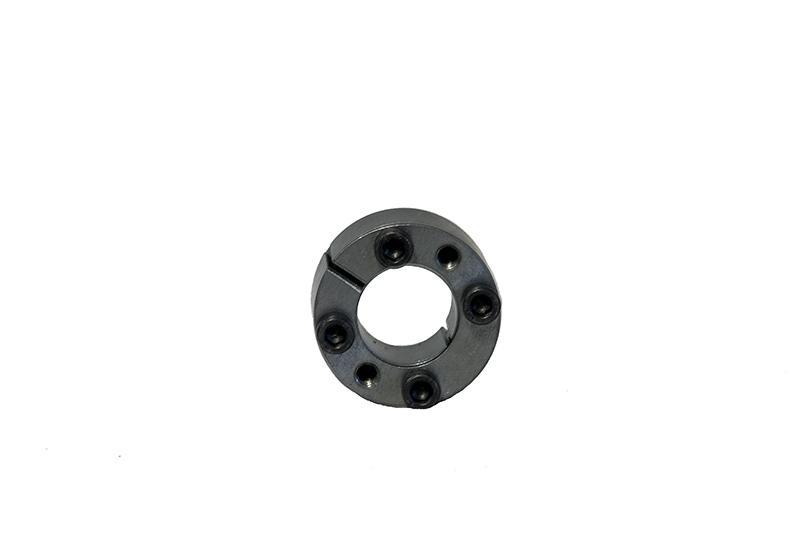Maschinenfuss Nivellierfuss Grauguß schwarz Ø 110mm Gelenkfuss Stellfuß M8-M30