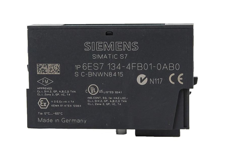 Siemens Simatic s7 6es7134-4fb01-0ab0 6es7 134-4fb01-0ab0 e3 New