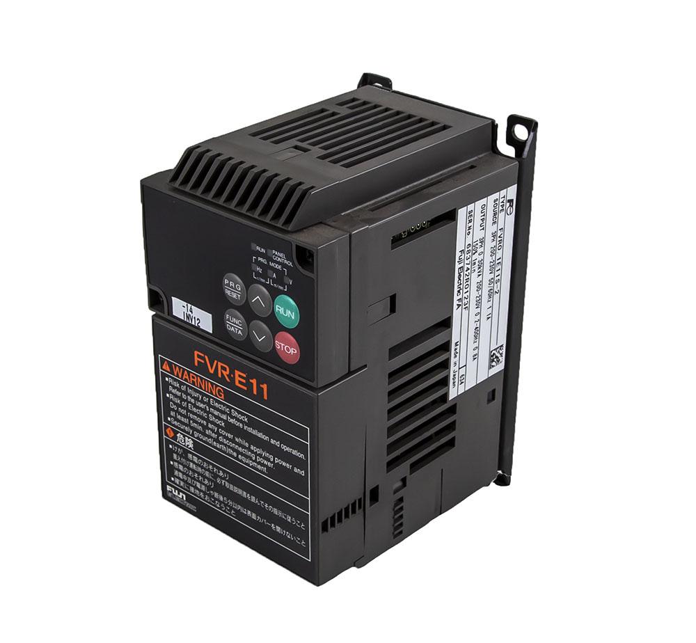 FUJI Electric FVR-E11 FUJI FVR0.2E11S-2 3-Phase Drive Inverter FREE SHIPPING!